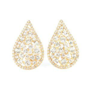 REIGN-Storm Earrings  - Gold